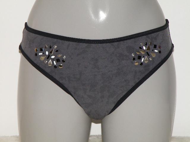 Marlies Dekkers Sd Beads Greyblack Slip kopen