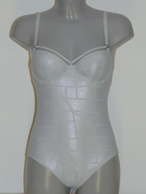 Marlies Dekkers Shimmering Wild Block Grey Body kopen
