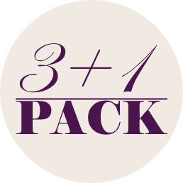 3+1-pack