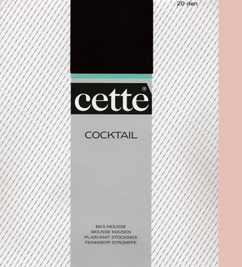CETTE CLASSIC COCKTAIL Tendresse Kousen