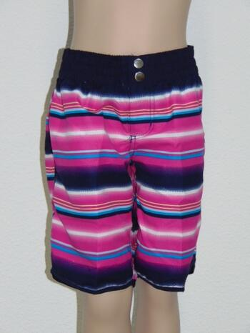 SHIWI KIDS SUMMER BREEZE Pink short