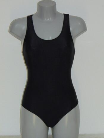SHIWI RACERBACK Black Bathingsuit