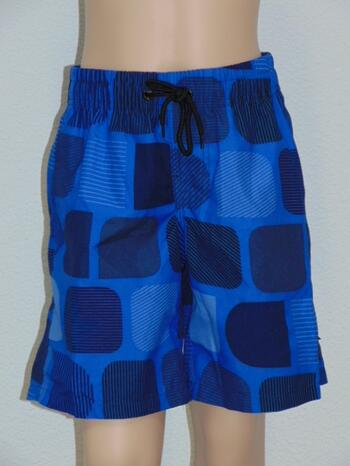 SHIWI KIDS MODERN Blue/Black short