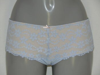 AFTER EDEN SAMPLES GENOVA Light blue short