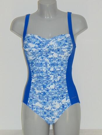 NICKEY NOBEL BEACH SAMPLES FRANCIS Blue/White Badpak