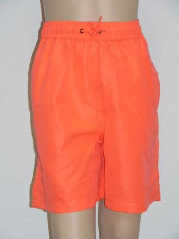 NICKEY NOBEL MEN SAMPLES STEVEN Orange swimshort