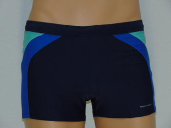 NICKY NOBEL MEN SAMPLES VIKTOR Navy/Blue swimshort
