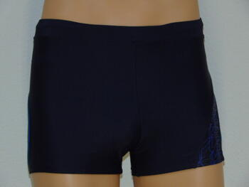 NICKEY NOBEL MEN SAMPLES DILLAN Navy swimshort