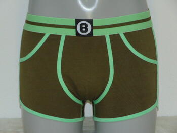 BOLAS MEN SOLID EVER GREEN short