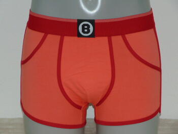 BOLAS CLAY Red short
