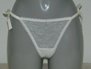 SUPER SEXY SAMPLES GWENETH White Tanga string