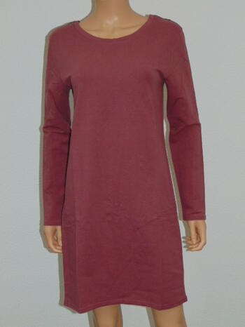 SAPPH BY KAREN DAMEN SAMPLES SERENITY Aubergine Dress