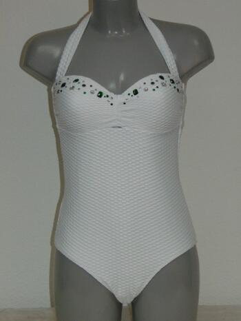 SAPPH BEACH BLISS White swimsuit