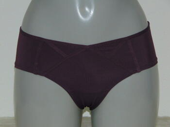 SAPPH MISTRESS Plum Perfect short